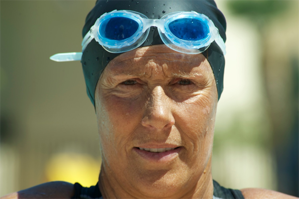 Extrem-Schwimmerin Diana Nyad